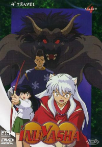 Inuyasha. Season 4. 4th travel