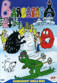 Barbabapà! sulla neve