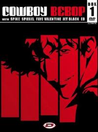 Cowboy Bebop [DVD] : ultimate. Box 1
