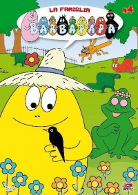 La famiglia Barbapapà [DVD] [: Vol. 4]