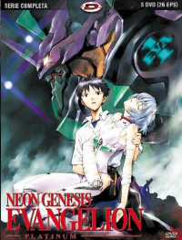 Neon genesis Evangelion platinum