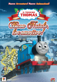 Il trenino Thomas. Buon Natale, locomotive!