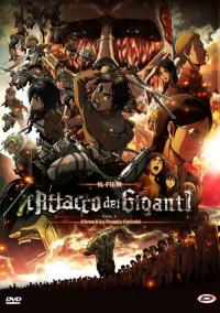 L' attacco dei giganti :  Il film :  Parte : L'arco e la freccia cremisi / regia di: Tetsuro Araki
