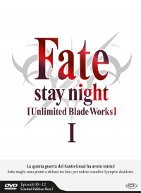 Fate stay night: Unlimited blade works. 1