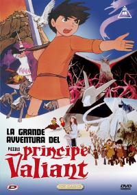 La grande avventura del Piccolo Principe Valiant [VIDEOREGISTRAZIONE]