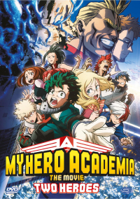 My Hero Academia, the movie