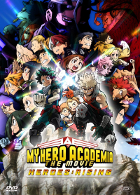 My Hero Academia, the movie