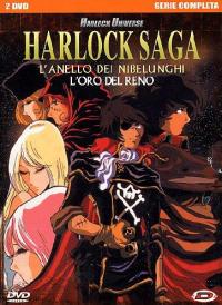 Harlock saga. L'anello dei Nibelunghi