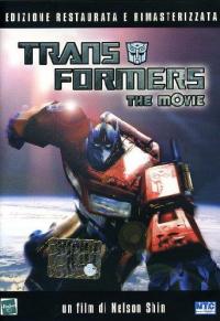 Transformers [DVD] : the movie / un film di Nelson Shin ; musiche di Vince Di Cola ; scritto da Ron Friedman