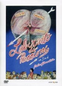 Labirinto di passioni [DVD]