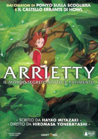 Arrietty [VIDEOREGISTRAZIONE]