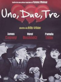 Uno, due, tre / diretto da Billy Wilder ; tratto da una pièce teatrale di Ferenc Molnar ; sceneggiatura Billy Wilder, I. A. L. Diamond