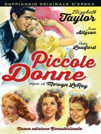 Piccole donne [DVD] / regia di Mervyn Leroy ; sceneggiatura Andrew Solt, Sarah Y. Mason
