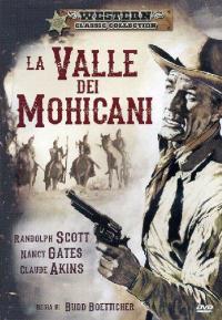 La valle dei mohicani [DVD]