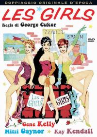 Les girls / regia di George Cukor ; sceneggiatura John Patrick, Vera Caspary