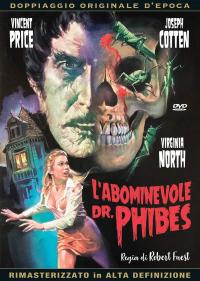L'abominevole dottor Phibes [VIDEOREGISTRAZIONE]