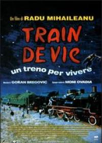 Train de vie [Videoregistrazione] : un treno per vivere / regia di Radu Mihaileanu ; sceneggiatura di Radu Mihaileanu ; musiche composte da Goran Bregovic