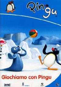 Giochiamo con Pingu [DVD]