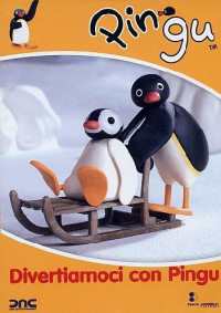 Divertiamoci con Pingu [DVD] / voices performed by: Marcello Magri and David Sant ; music composed by Keith Hopwood