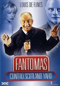 Fantomas contro Scotland Yard [DVD]