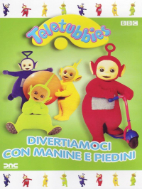 Divertiamoci con manine e piedini [DVD] / devised and produced by Anne Wood e Andrew Davenport