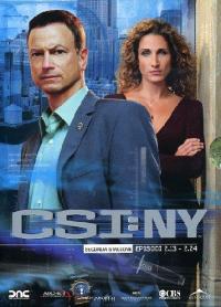 CSI: NY [VIDEOREGISTRAZIONE]. Seconda stagione. Episodi 2.13-2.24