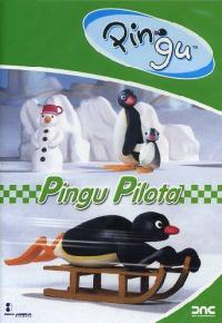Pingu [DVD]. Pingu pilota