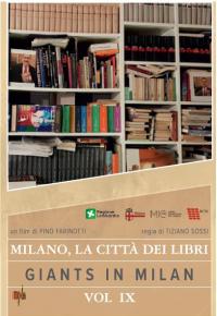 Giants in Milan. Vol. 9., Milano, la città dei libri