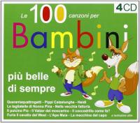 Le 100 canzoni per bambini più belle di sempre