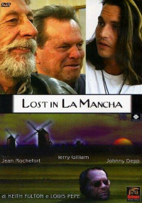 Lost in La mancha [Videoregistrazioni]