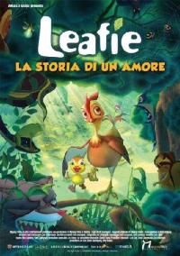 Leafie [DVD] [: la storia di un amore]