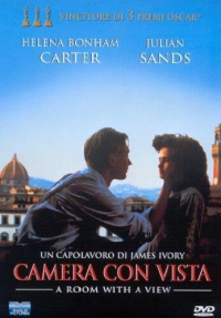 Camera con vista [DVD] / directed by James Ivory ; screenplay by Ruth Prawer Jhabvala ; music by Richard Robbins ; tratto dal romanzo omonimo di E.M. Forster