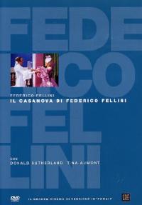 Il Casanova di Federico Fellini [DVD] / regia di Federico Fellini
