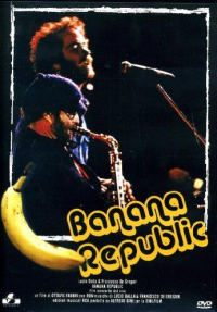Banana Republic [VIDEOREGISTRAZIONE]