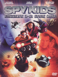Spy Kids Missione 3-D. Game Over - DVD