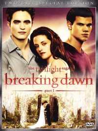 The twilight saga: Breaking dawn [DVD] : Part 1. Disco 2: Contenuti extra [DVD]