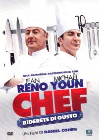 Chef : riderete di gusto / un film di Daniel Cohen ; sceneggiatura e dialoghi di Daniel Cohen e     Olivier Dazat ; musiche originali di Nicola Piovani