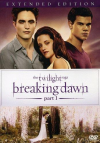 The twilight saga: breaking dawn [VIDEOREGISTRAZIONE]