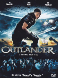 Outlander [DVD] [: l'ultimo vichingo]