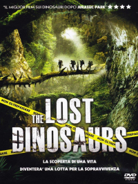 The Lost Dinosaurs - DVD