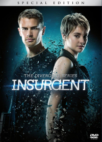 The divergent series: Insurgent [DVD]