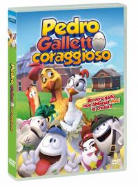 Pedro galletto coraggioso [DVD]