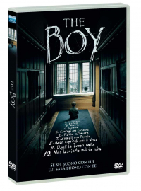 The boy [DVD]