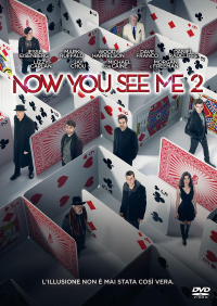 Now You See Me 2 [DVD]