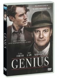 Genius [DVD] / [con] Colin Firth, Jude Law, Nicole Kidman ; [diretto da Michael Grandage]