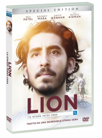 Lion [DVD] : la strada verso casa / [con] Dev Patel ... [et al.]