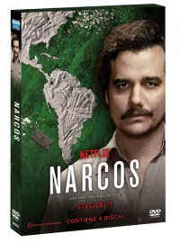 Narcos : stagione 1 / created by Chris Brancato and Carlo Bernard & Doug Miro ; directed by José Padilha. 4