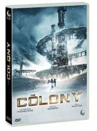 The colony [DVD] / [con] Bill Paxton, Laurence Fishburne, Kevin Zegers ; directed by  Jeff Renfroe