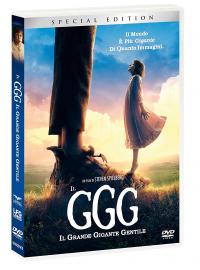 Il GGG [DVD] : il Grande Gigante Gentile / un film Steven Spielberg