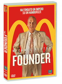 The founder [DVD] / [con] Michael Keaton ; directed by John Lee Hancock